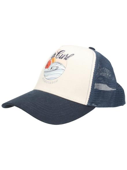 Rip Curl Surf Series Trucker petje blauw