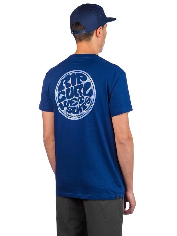 Rip Curl Passage T-Shirt blauw