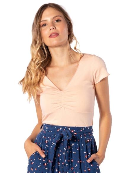 Rip Curl Rhapsody T-Shirt roze