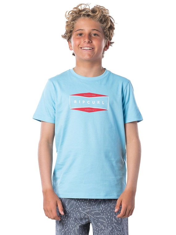 Rip Curl Corpo T-Shirt blauw