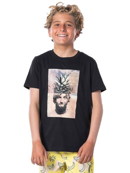 Rip Curl Good Day T-Shirt zwart
