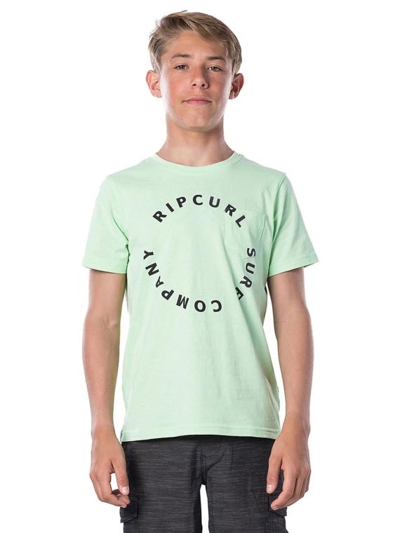 Rip Curl Woop Loop T-Shirt groen