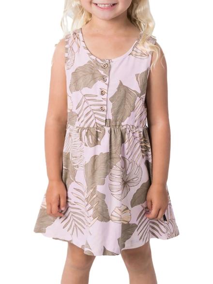 Rip Curl Mini Palm Cove jurkje paars