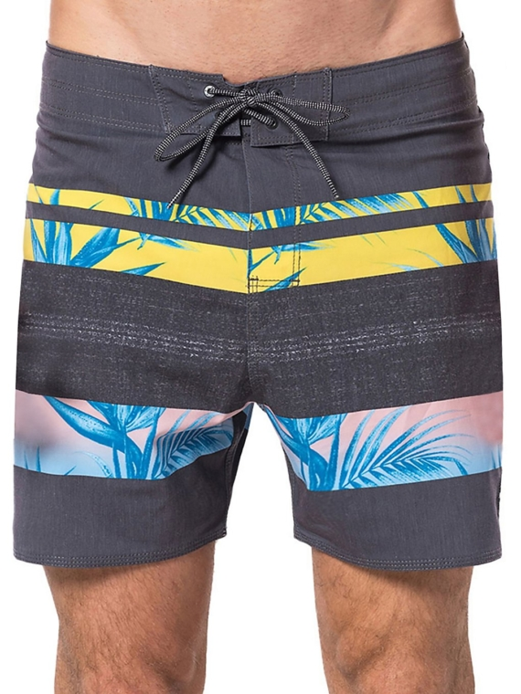 "Rip Curl Retro Spring Break 16"" Boardshorts zwart"
