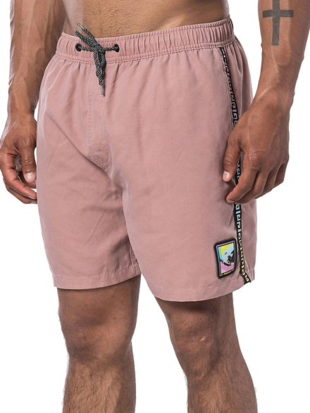 Rip Curl Native Surf 16'' Volley Boardshorts rood