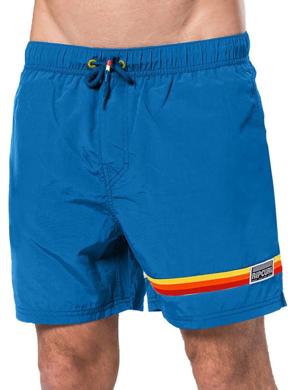 "Rip Curl Gun'S Out 16"" Volley Boardshorts blauw"