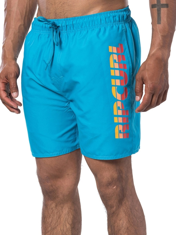 "Rip Curl Flows 16"" Volley Boardshorts blauw"