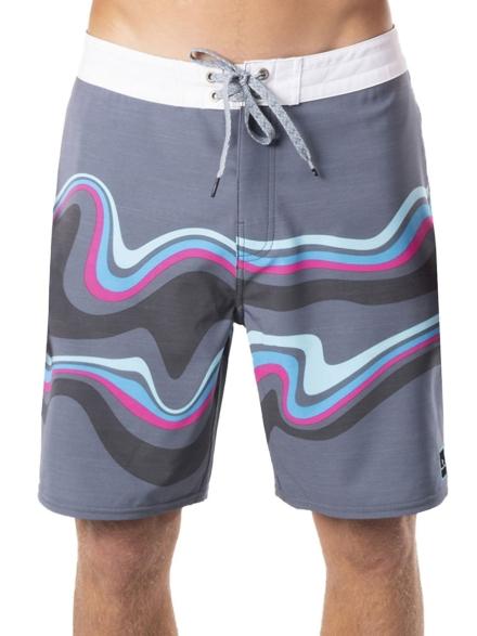 Rip Curl Mirage Owen Swirl Boardshorts zwart