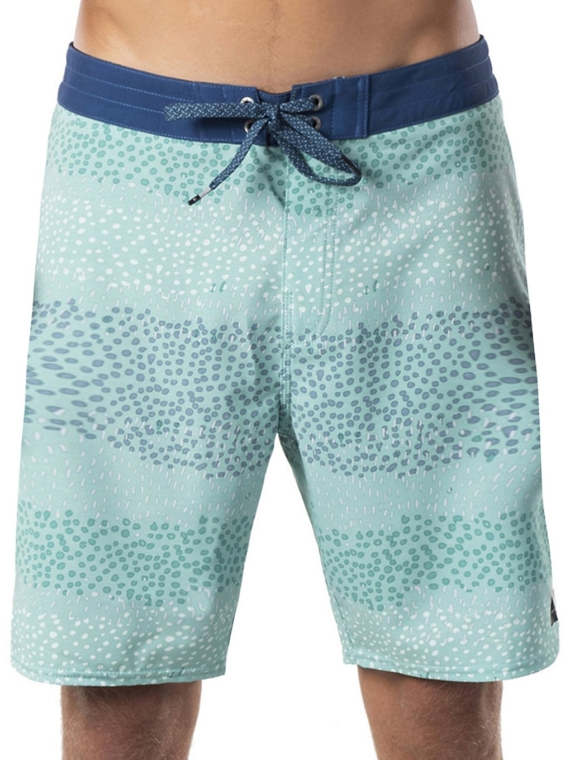 Rip Curl Mirage Conner Salty Boardshorts blauw