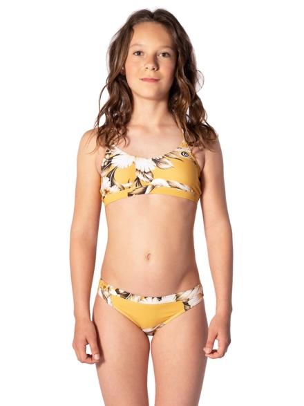 Rip Curl Island Time Euni Bikini geel