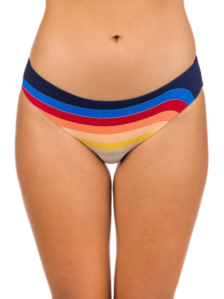 Rip Curl Keep On Surfin Good Hip Bikini Bottom blauw
