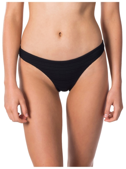 Rip Curl Premium Surf Good Bikini Bottom zwart