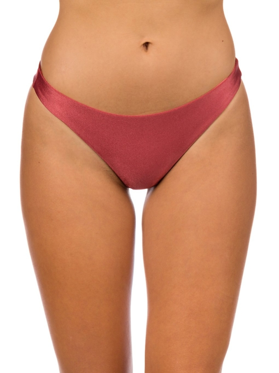 Rip Curl Mirage Essentials Cheeky Revo Bikini Bottom roze