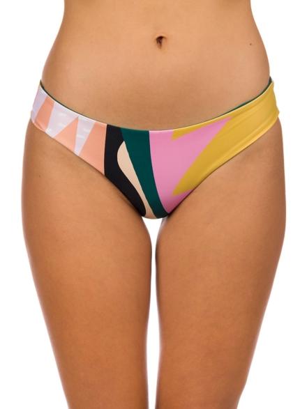 Rip Curl Into The Abyss Good Hip Bikini Bottom patroon