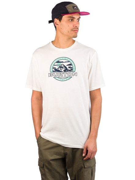 Burton Keyway T-Shirt wit