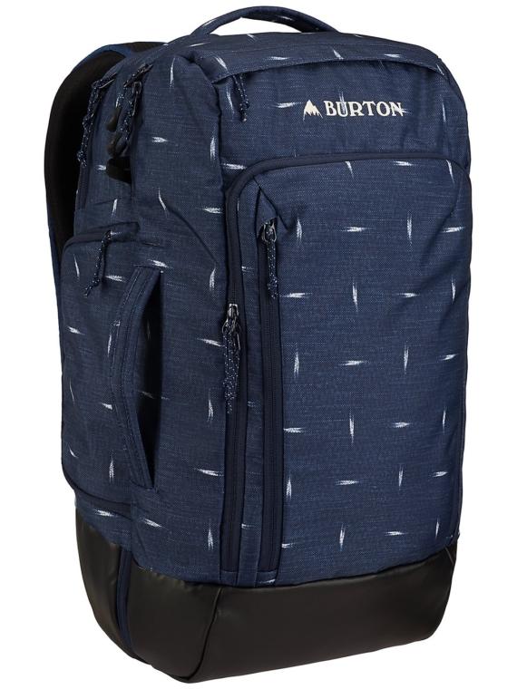Burton Multipath Travel tas blauw