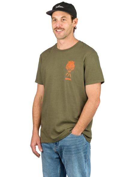 Stance Breather T-Shirt groen