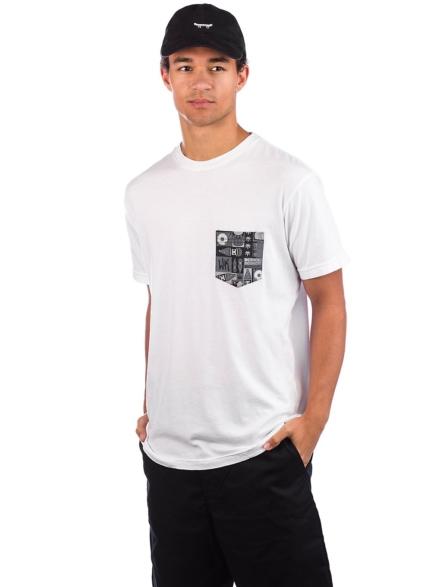 DC Wes Kremer T-Shirt wit
