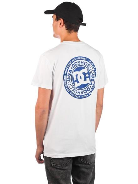 DC Circle Star FB 3 T-Shirt wit