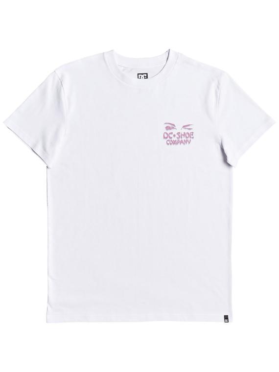 DC Pleasure Palace T-Shirt wit