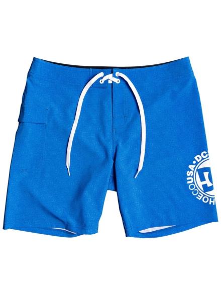 DC Gone Local 18 Boardshorts blauw