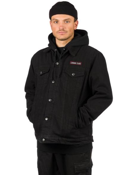 Lurking Class Yin Yang Ski jas zwart