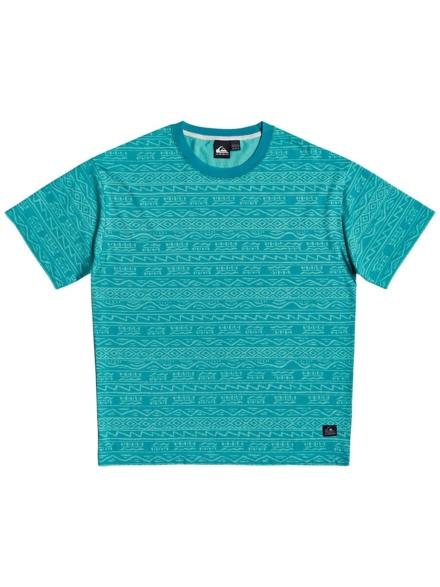 Quiksilver Heritage T-Shirt blauw