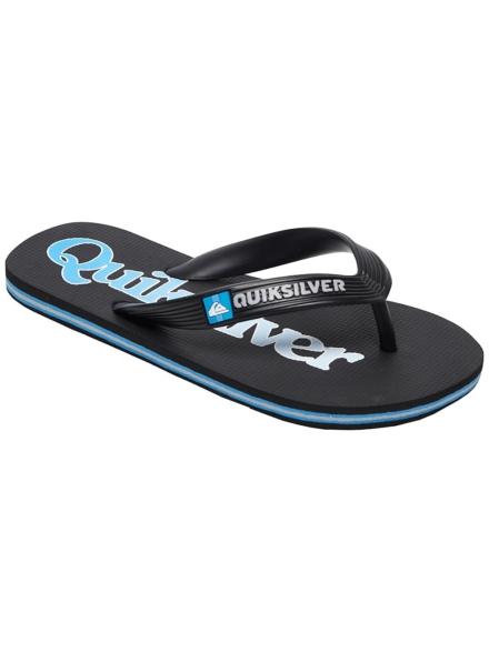 Quiksilver Molokai Fineline slippers blauw