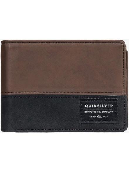 Quiksilver Nativecountry II Portemonnee bruin