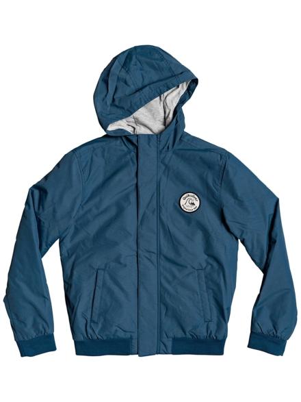 Quiksilver Choppy Impact Ski jas blauw