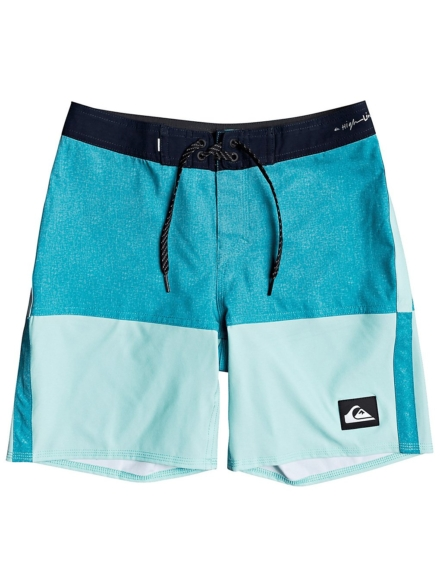 Quiksilver Highline Five Oh 16 Boardshorts blauw