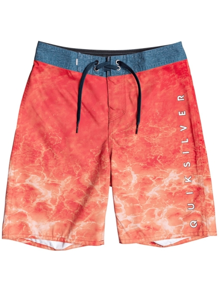 Quiksilver Everyday Rager 17 Boardshorts oranje
