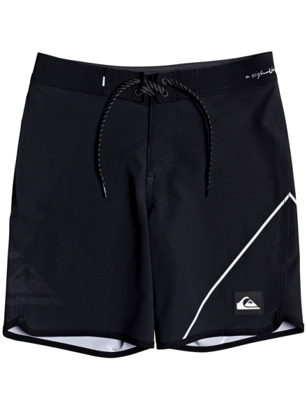 Quiksilver Highline New Wave 16 Boardshorts zwart