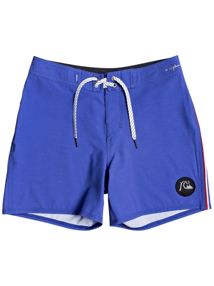 Quiksilver Highline Piped 14 Boardshorts blauw