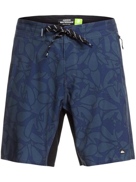 Quiksilver Paddler Print 19 Boardshorts blauw