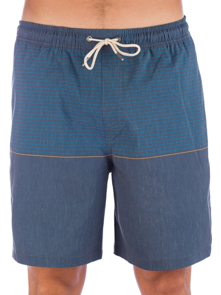 Quiksilver Portside Volley 18 Boardshorts blauw
