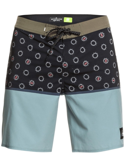 Quiksilver Highline Division 19 Boardshorts paars