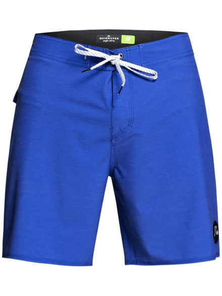 "Quiksilver Highline Piped 18"" Boardshorts blauw"