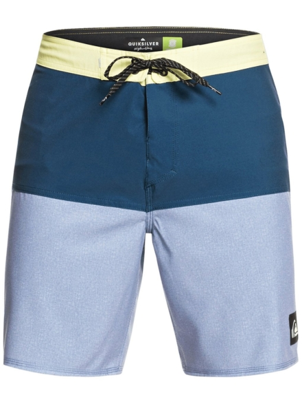 Quiksilver Highline Five Oh 18 Boardshorts blauw