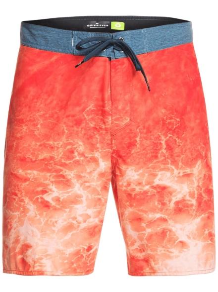 Quiksilver Everyday Rager 18 Boardshorts oranje