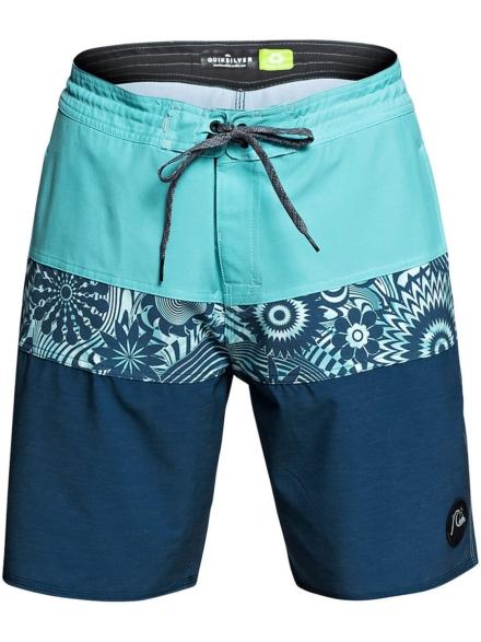 Quiksilver Microdose 19 Boardshorts blauw