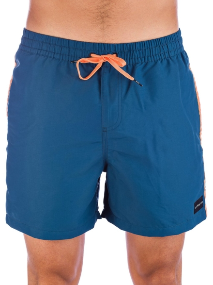 "Quiksilver Beach Please Volley 16"" Boardshorts blauw"