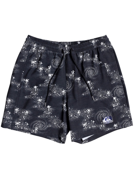 Quiksilver Out There Volley 17Nb Boardshorts zwart