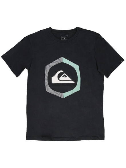 Quiksilver Sure Thing T-Shirt zwart