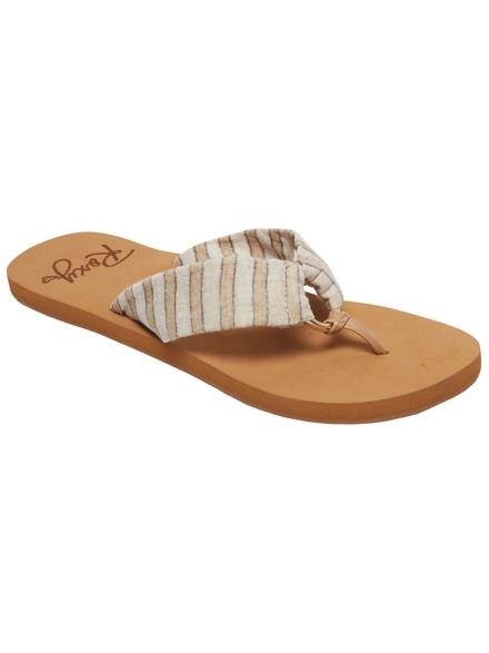 Roxy Paia III slippers wit