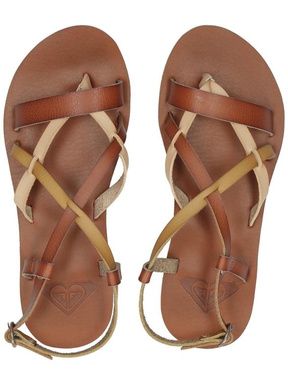 Roxy Layton slippers bruin
