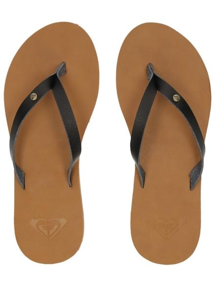 Roxy Jyll III slippers zwart