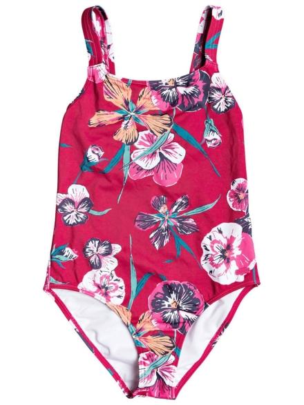 Roxy Little Wanderer Bikini rood