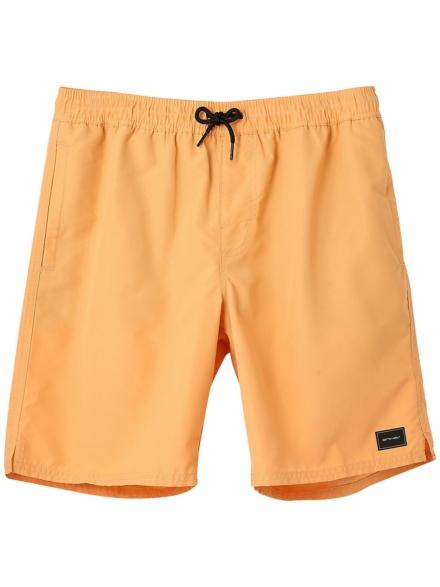 Animal Bahima Boardshorts oranje