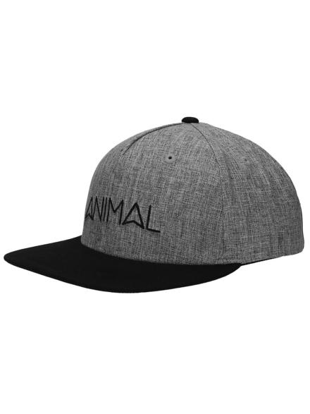 Animal Deviate petje grijs